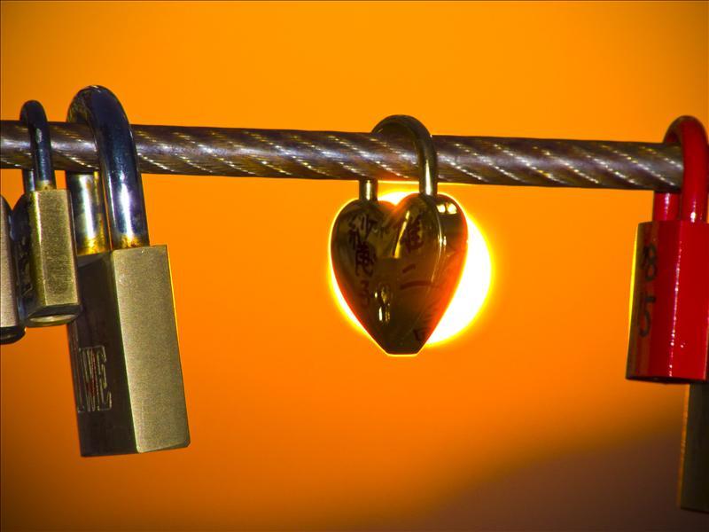 In love forever...