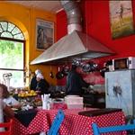 Bar en Uruguay