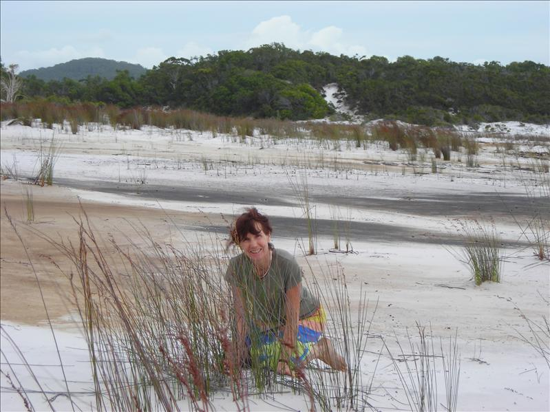 Maman•Fraser Island