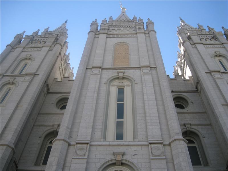 Utah: Mormon Temple