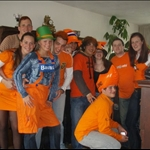 Queens Day orange fun