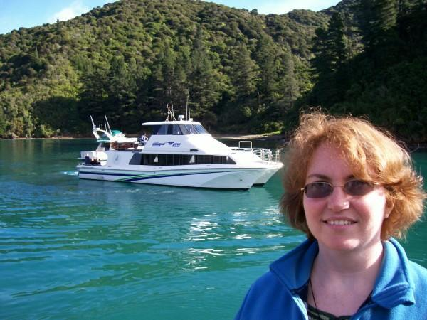 12-AUG-2007 Marlborough Sounds
