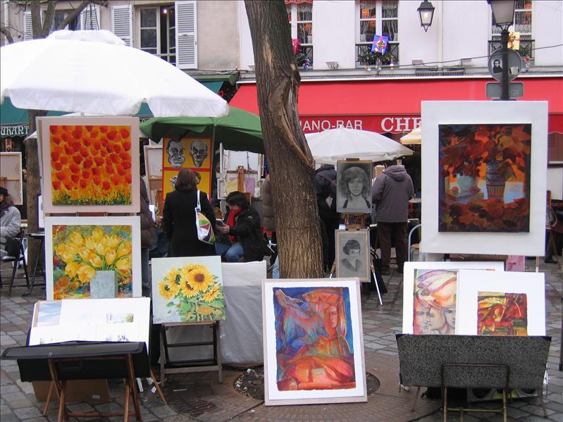 艺术家广场