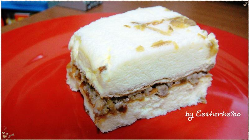 鹹蛋糕斷面-1