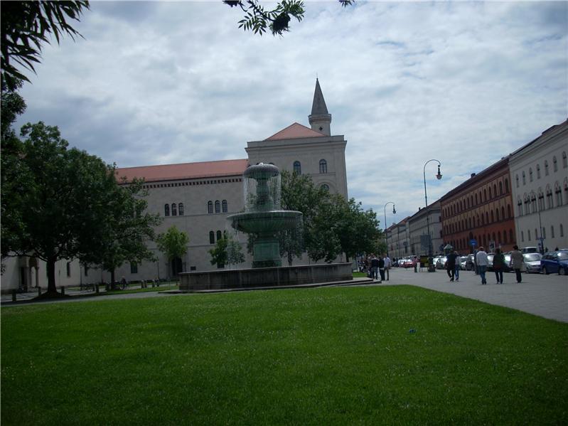 University in Munich