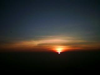 nice sunset hoyo.AVI