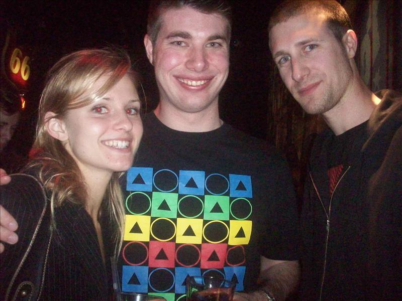 Jess & Ryan & Chris