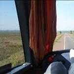 Busfahrt - a buszban