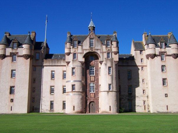FYVIE CASTLE, SEPT 2006