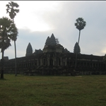 Angkor Wat from the West side
