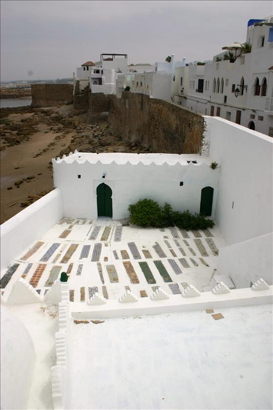Mujaheddin Graveyard - Asilah
