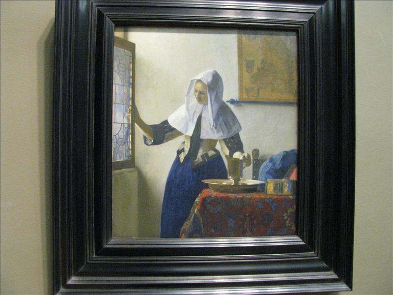 vermeer in the Met