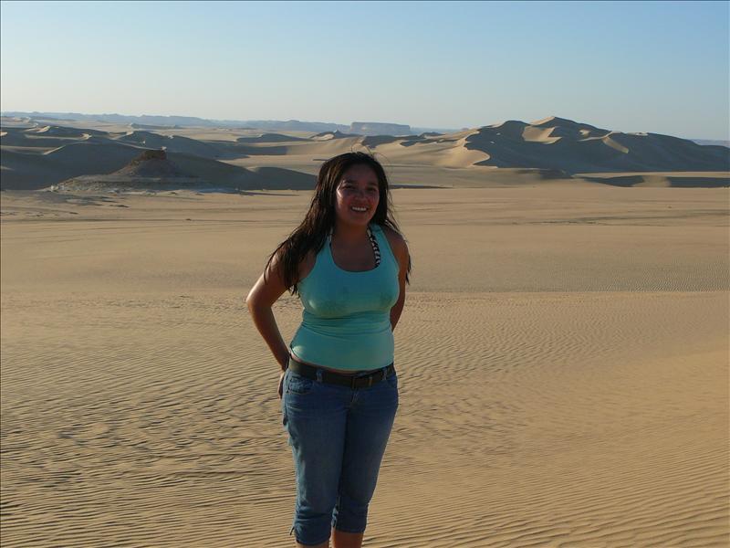 Siwa - Woestijn Meliza 2