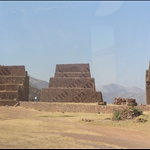 Inca wall that guarded the entrance to Cusco.  Too bad it didn