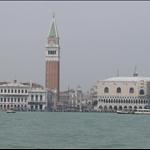 Leaving Venice.