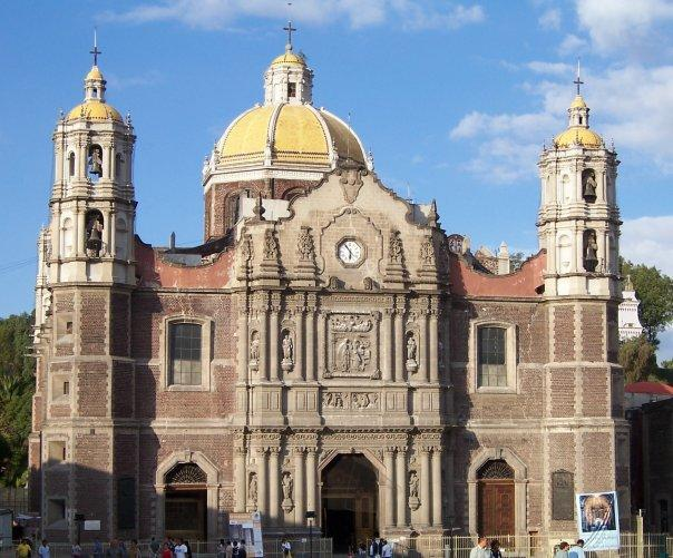 THE BASILICA OF GUADALUPE