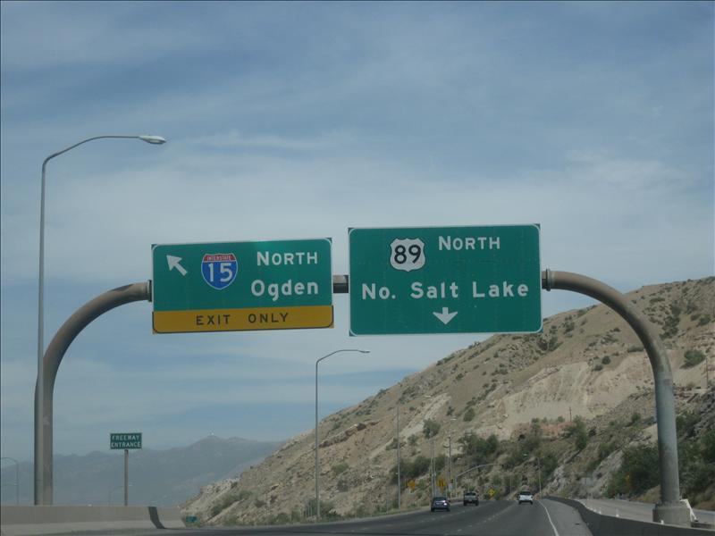 Drive to Salt Lake