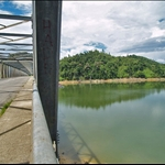 The Bridge of River Kampar