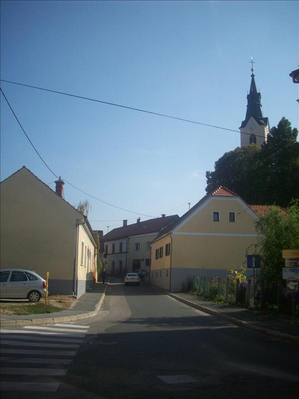 Ljutomer streets
