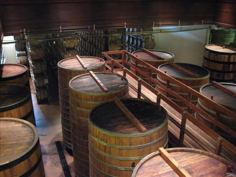 More Barrels...