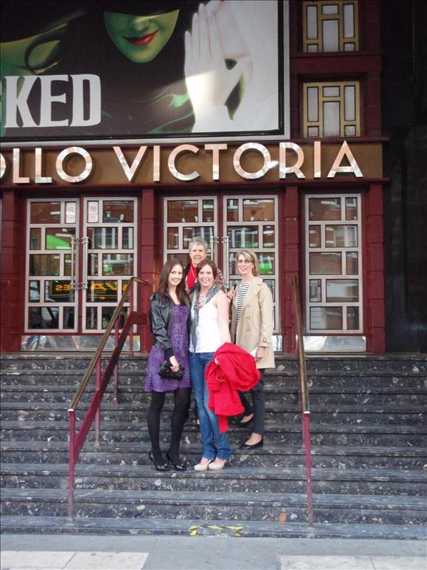 """""""Wicked"""" at the West End - 20th May"""