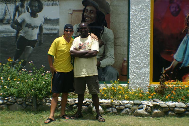 Tobias n Fx in jamaica