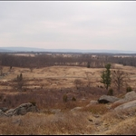 Gettysburg- The battlefield where 6000 men were killed in one day