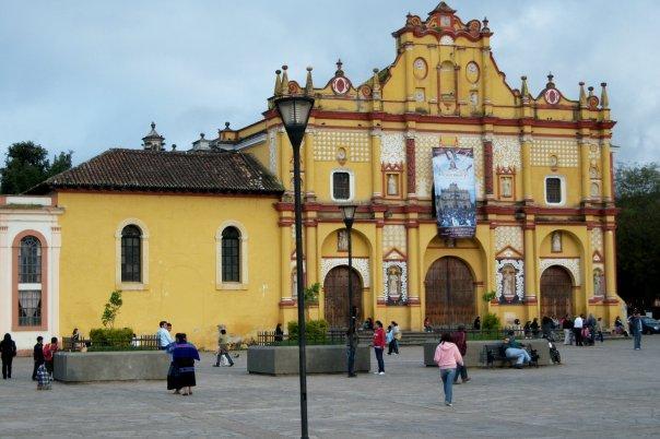 SAN CRISTOBAL DE LAS CASAS - SAINT NICOLAS CATHEDRAL