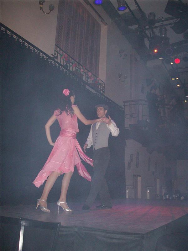 Tango show BA