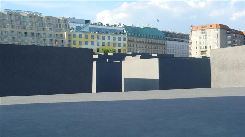 Memorial for Murdered Jews in Berlin