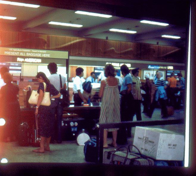 Aeropuerto Honolulu