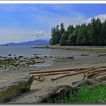 Second Beach, Stanley Park
