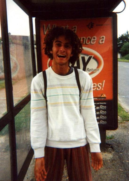 Luca at 17