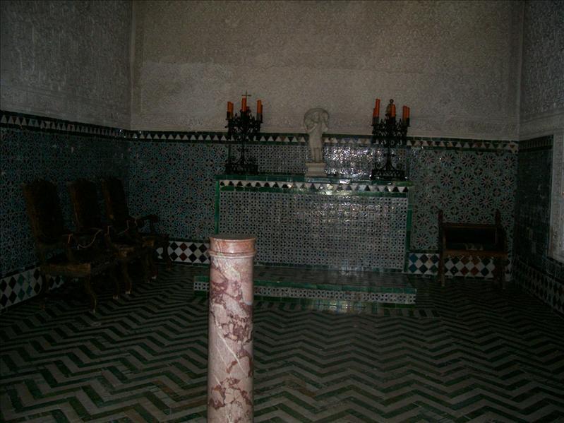 Sevilla Casa de Pilatos