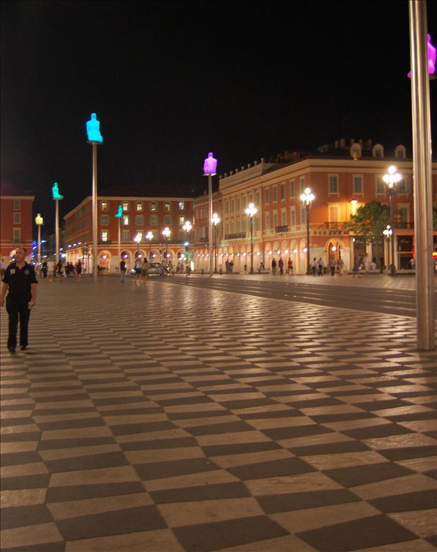Nice,Place Massena