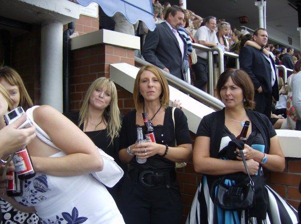 Lisa, Iorwen & Sandra