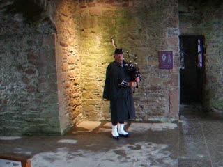 At Urquhart Castle, Loch Ness