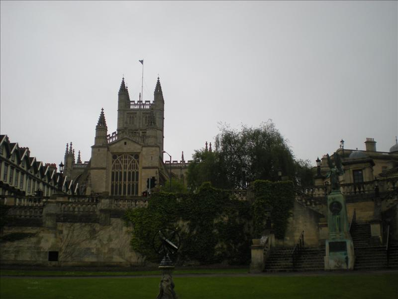 Bath Abbey - 27th May