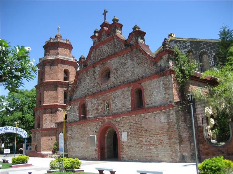 St. Dominic Cathedral of Bayombong, Nueva Vizcaya
