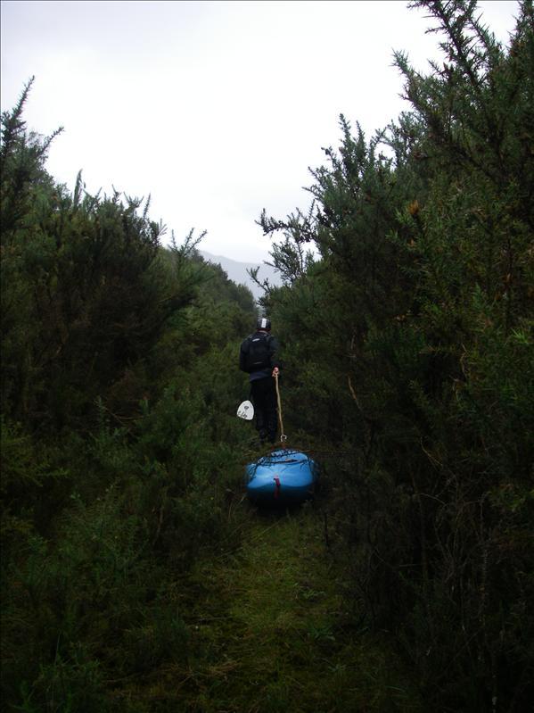 In search of Bluebottle Creek