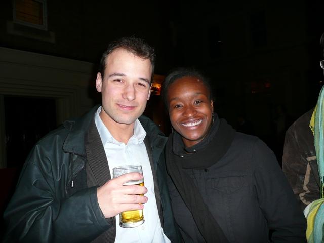 Mike and Anan