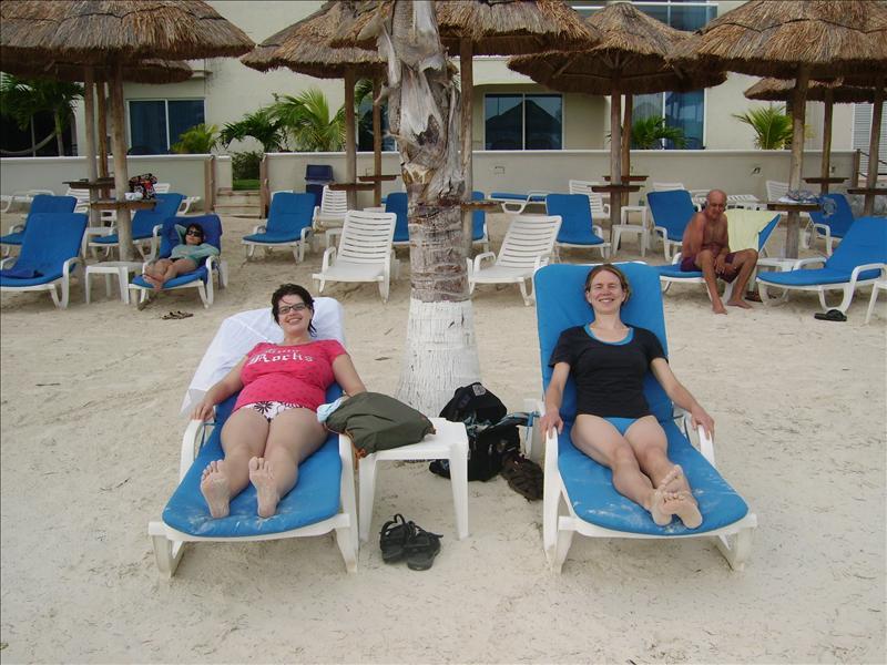 Helene•Aline•Cancún•2008