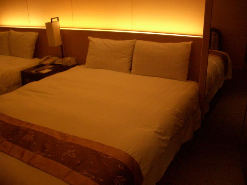 Freshfields Room Bed