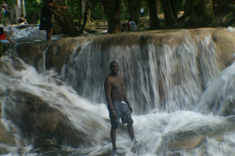 The Cascades in jamaica