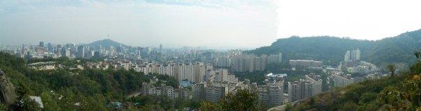 09/30 - mount inwangsan -