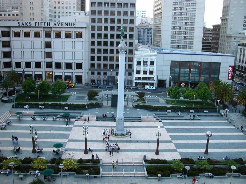 聯合廣場全景