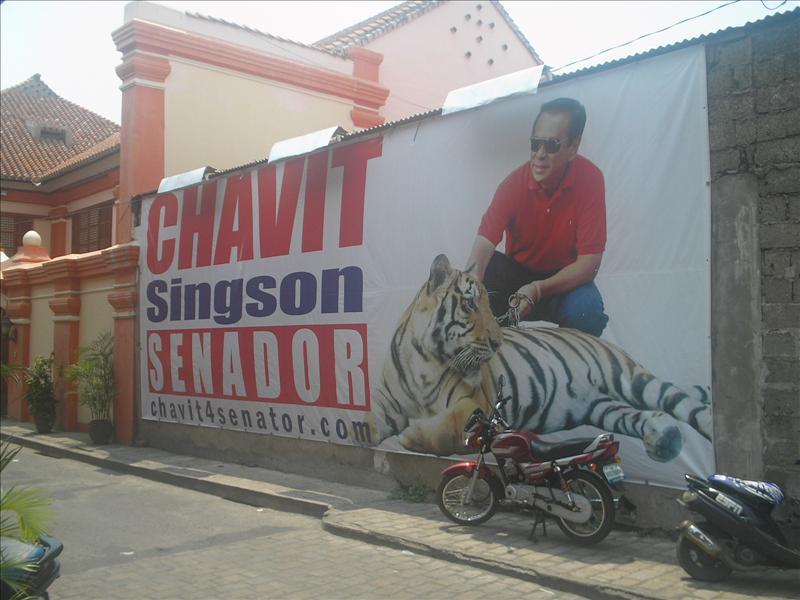 Chavit Singson for Senator