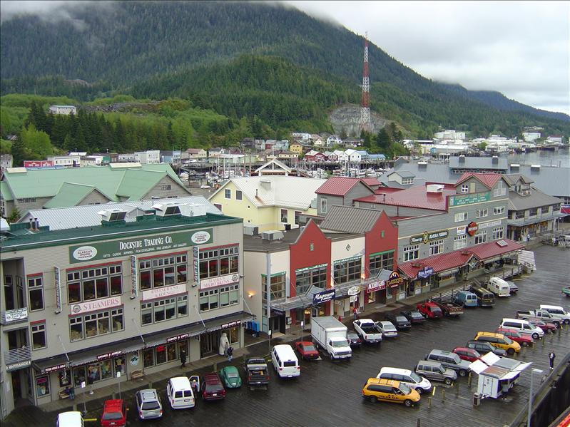 """Ketchikan"" city"