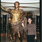 with Julius Caesar, Las Vegas