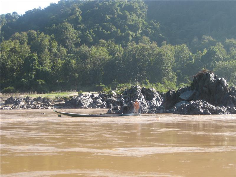 Mekong for fishing...
